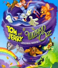 Tom and Jerry & the Wizard of Oz - (Region A Import Blu-ray Disc)