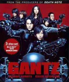 Gantz - (Region A Import Blu-ray Disc)
