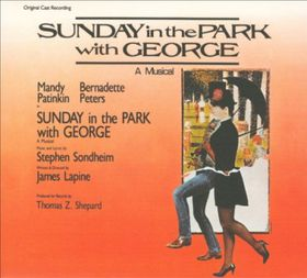 Sunday in the Park with George (Ocr) - (Import CD)