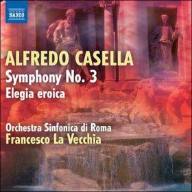 Casella: Symphony No 3 - Symphony No.3 (CD)