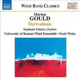 Gould: Fanfare/saint Lawrence Suite - Derivations (CD)