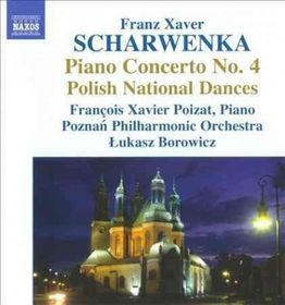 Scharwenka: Piano Concerto No 4 - Piano Concerto No 4 (CD)
