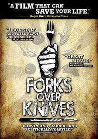 Forks over Knives - (Region 1 Import DVD)