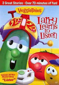 Veggie Tales:Larry Learns to Listen - (Region 1 Import DVD)
