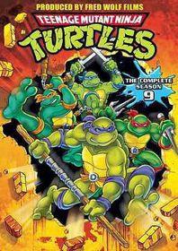 Teenage Mutant Ninja Turtles Vol 9 - (Region 1 Import DVD)