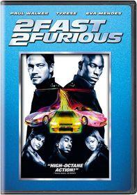 2 Fast 2 Furious - (Region 1 Import DVD)