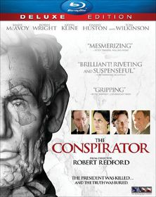 Conspirator - (Region A Import Blu-ray Disc)