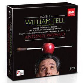 Pappano Antonio - William Tell (CD)