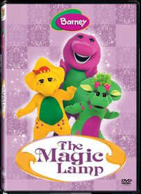 Barney: The Magic Lamp (DVD)