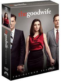 The Good Wife Season 2 (DVD)