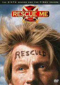 Rescue Me:Complete Sixth Season & Fin - (Region 1 Import DVD)
