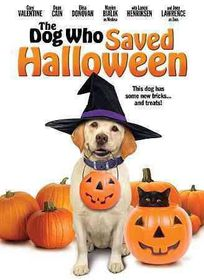 Dog Who Saved Halloween - (Region 1 Import DVD)
