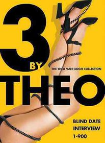 3 by Theo:Theo Van Gogh Collection - (Region 1 Import DVD)