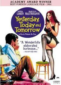 Yesterday Today & Tomorrow - (Region 1 Import DVD)