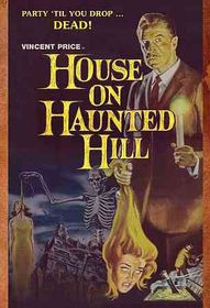 House on Haunted Hill - (Region 1 Import DVD)