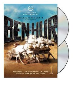 Ben Hur:50th Anniversary Edition - (Region 1 Import DVD)