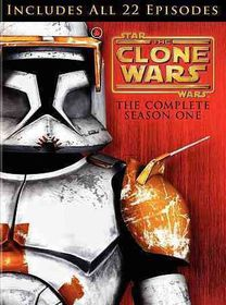 Star Wars:Clone Wars Season One - (Region 1 Import DVD)