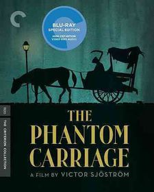 Phantom Carriage - (Region A Import Blu-ray Disc)