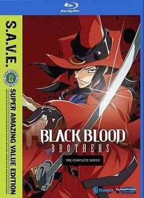 Black Blood Brothers:Comp Ser Save - (Region A Import Blu-ray Disc)