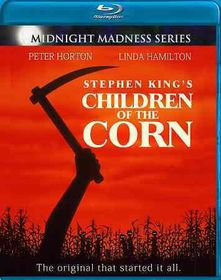 Children of the Corn - (Region A Import Blu-ray Disc)