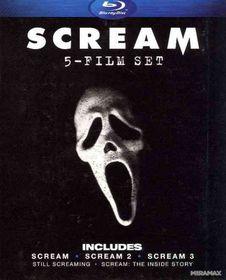Scream 1-3 Gift Set - (Region A Import Blu-ray Disc)
