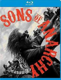 Sons of Anarchy Season 3 - (Region A Import Blu-ray Disc)