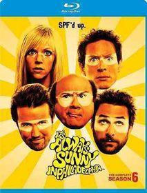 It's Always Sunny in Philadelph Ssn 6 - (Region A Import Blu-ray Disc)