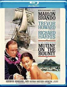 Mutiny on the Bounty - (Region A Import Blu-ray Disc)