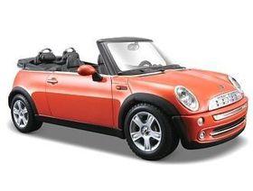 Maisto - 1/24 Mini Cooper Cabrio 2004 - Orange