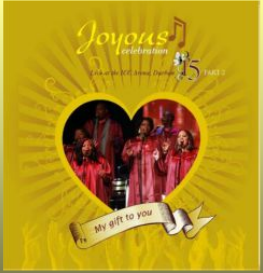 Joyous Celebration - Vol.15 Part 2 - My Gift To You (CD)