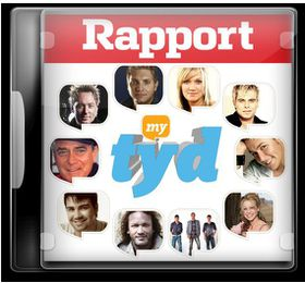 Rapport My Tyd - Various Artists (CD)