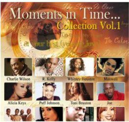 Moments In Time Collection - Vol.1 - Various Artists (CD)
