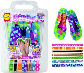 Alex Toys - Flip 'em Flops - Small