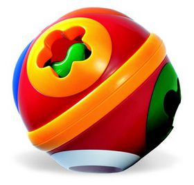 Tolo - Toys Rolling Ball Shape Sorter