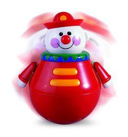 Tolo - Toys Roly Poly Chiming Clown