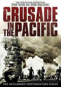 Crusade in Pacific - (Region 1 Import DVD)