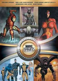 Marvel Knights Gift Set - (Region 1 Import DVD)