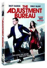 The Adjustment Bureau (2011)(DVD)