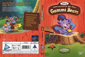 Disney's Adventures of the Gummi Bears Vol 2 Disc 8 (DVD)