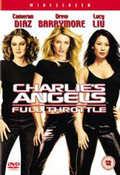 Charlie's Angels 2: Full Throttle (DVD)
