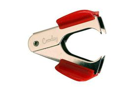 Croxley Staple Remover - Red
