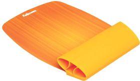 Fellowes Silicone Wrist Rocker Sunset Orange