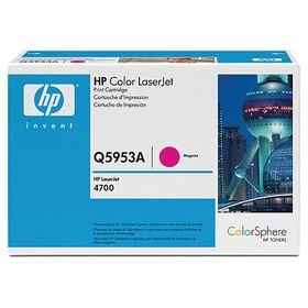 HP Color LaserJet Q5953A Magenta Print Cartridge