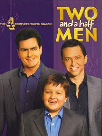 Two and a Half Men:Complete Fourth Season (Region 1 Import DVD)