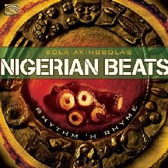 Sola Akingbola - Nigerian Beats - Rhythm 'n' Rhyme (CD)