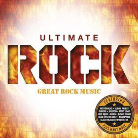 Various Artists - Ultimate: Rock (CD)
