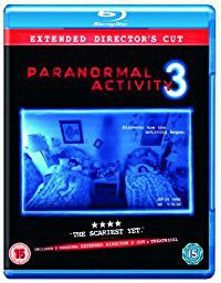 Paranormal Activity 3 Blu Ray (Blu-ray)