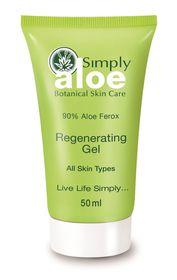 Simply Aloe Regenerating Gel 90% - 50ml