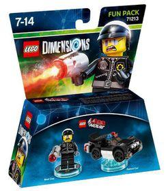 Lego Dimensions 1: Fun: Lego Movie - Bad Cop