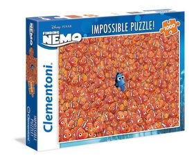 Disney Finding Dory Puzzle Impossible 1000 Pcs